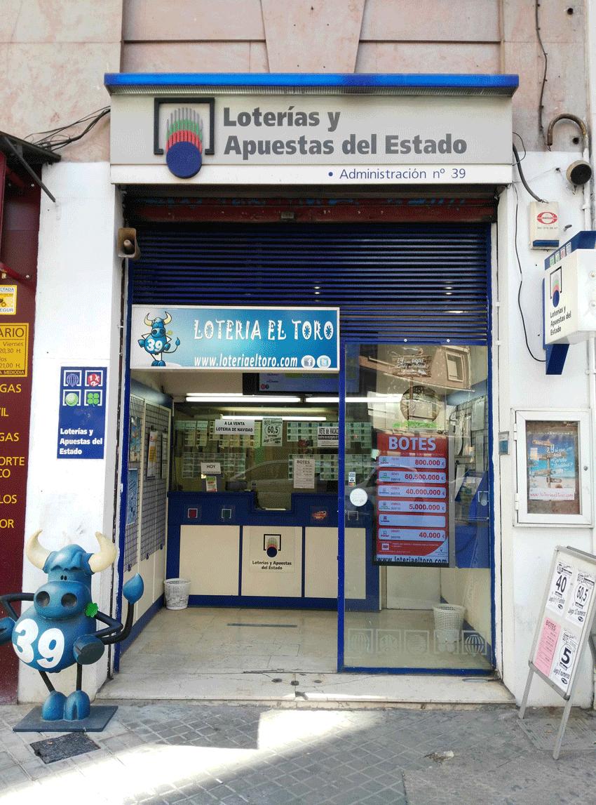 la loteria en casa
